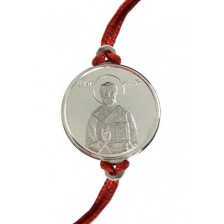 Copper icon Saint Sophronius of Vrachanski