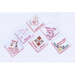 Copper icon St. George