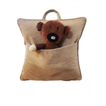 T-shirt -  Wolf green eyes