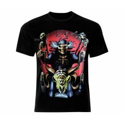 Cardboard Mask For Halloween