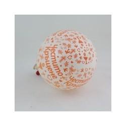 Box with 32 pcs. handmade chocolate candies