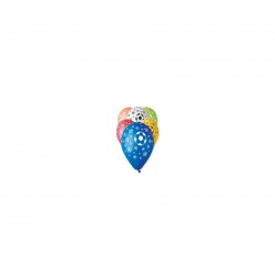 Chocolate box with candy baroque style