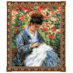 Сребърна гривна Свети Николай чудотворец