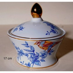 Chocolate frame with photo of the client