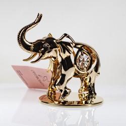 Бутилка червено вино със Розов/Син Ангел